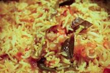 Tomato Rice ready