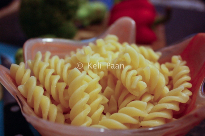 Cooked & Drained Pasta