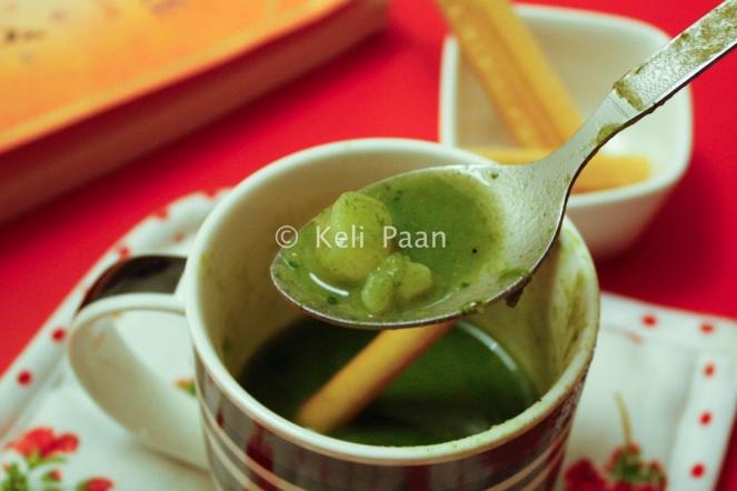 Yummy soup..