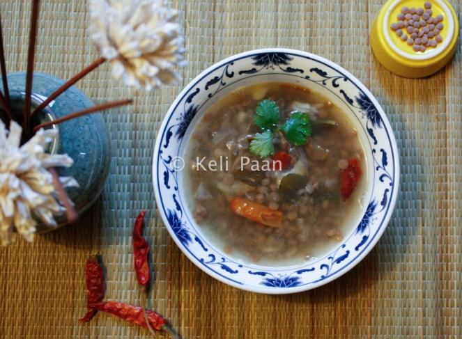 Brown lentil/Horse gram/Kulitha Saaru
