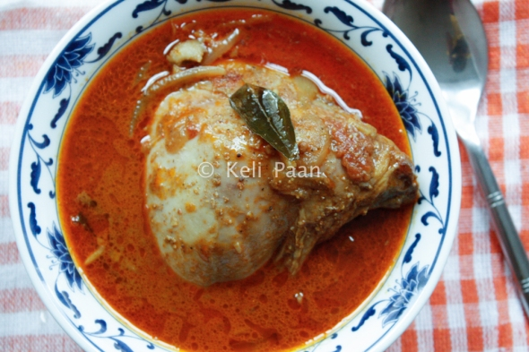 Basic South-Indian Chicken curry - Chicken Masala