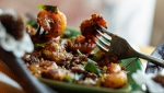Prawn Pepper Fry - Kerala style