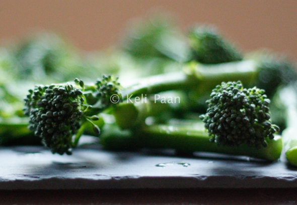 Tender-stem broccoli