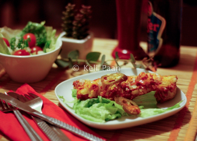 Paneer Enchiladas/Cottage cheese Enchiladas infused with Indian flavours...