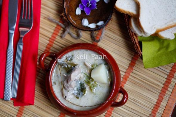 Chicken Stew - Kerala Style...