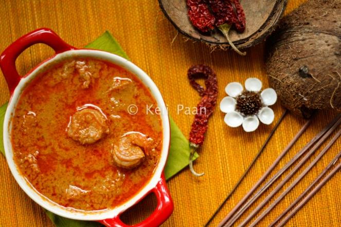 RHCP - Red hot chilli prawns....