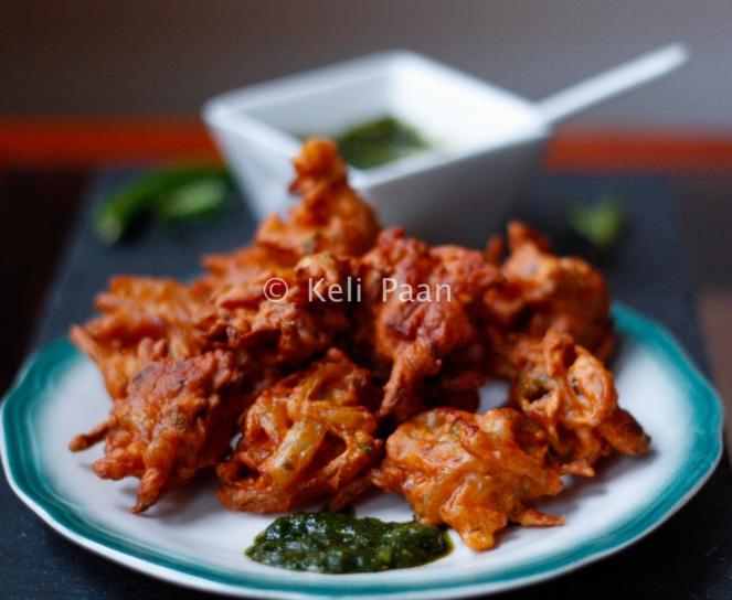 Onion/Kanda/Piyav/Eerulli Bajji/Pakoda's/Bajo
