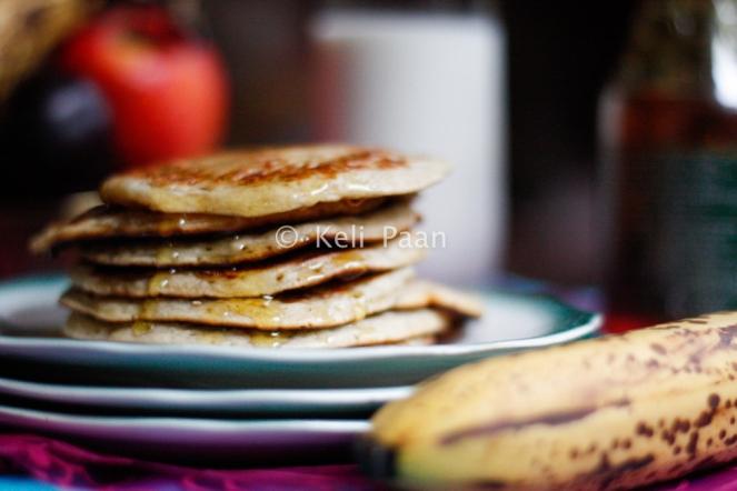 Banana Pancakes...
