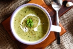 Roasted Zucchini/Courgette Soup...