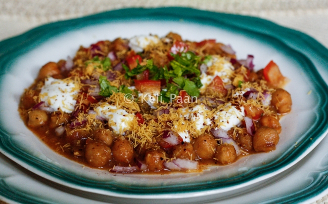 Chole Chaat...