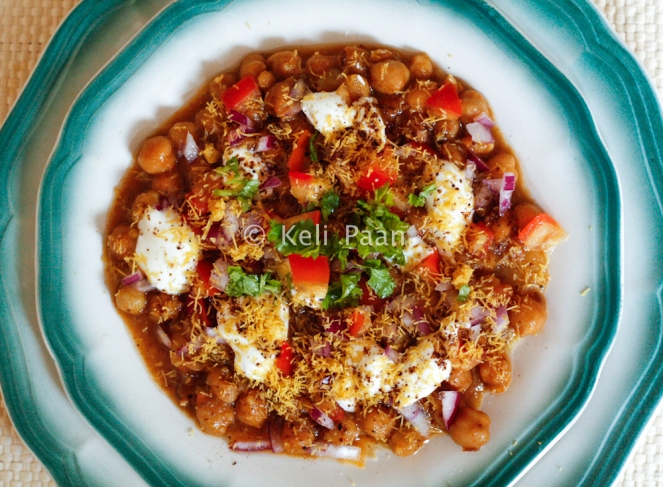 Chole Chaat....