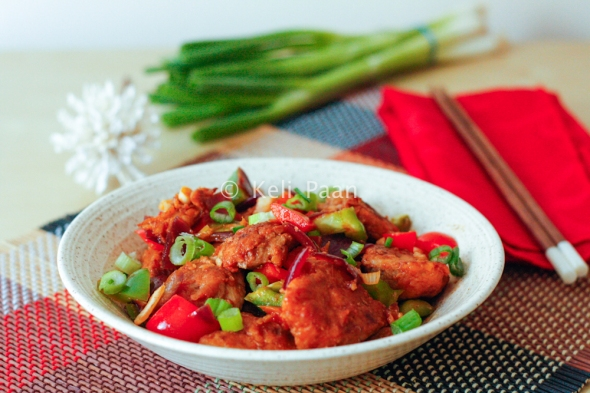 Sweet & Sour Pork...