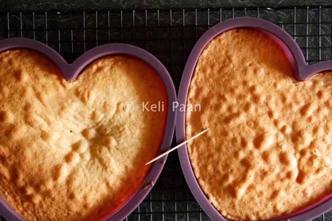 Baked hearts..