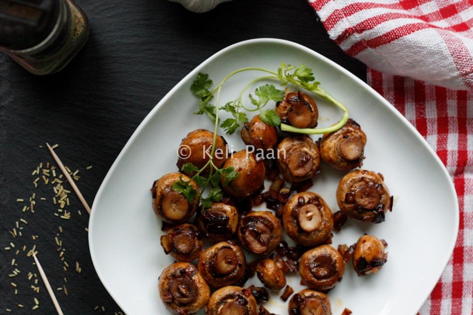 Pan roasted, Honey-glazed Mushrooms » Pan roasted, Honey-glazed ...