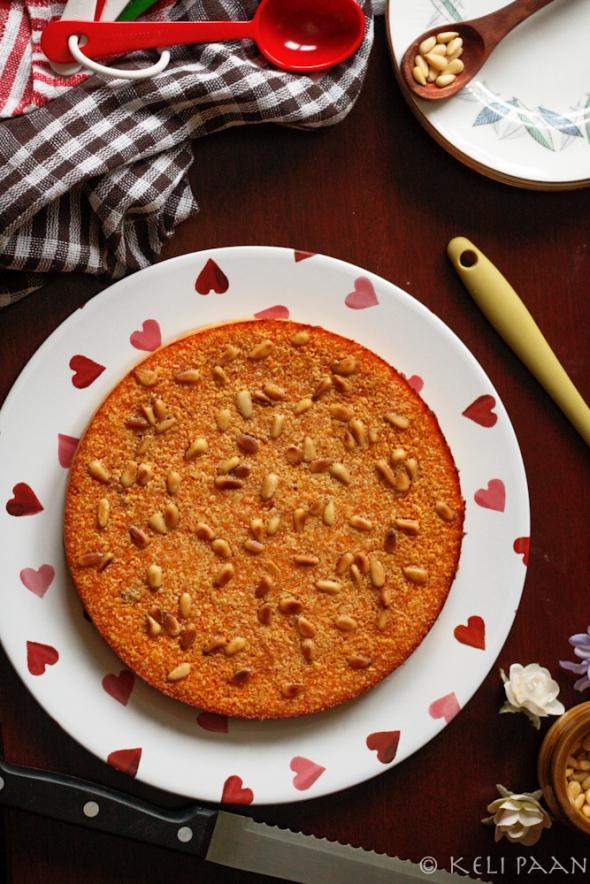 Super Moist Venetian Carrot Cake....