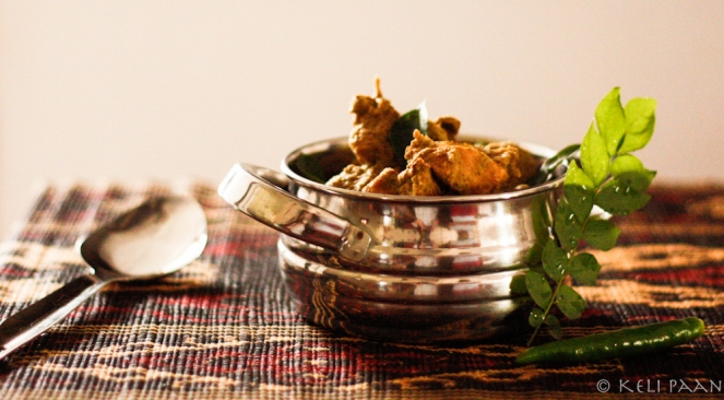 Karuveppilai/kadipatta/curry leaves chicken……