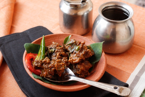 Mutton Chilli Masala...
