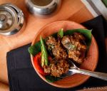 Mutton Chilli Masala……