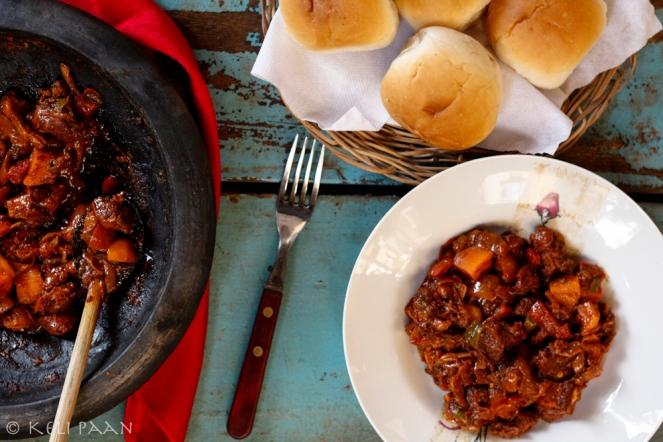 Goan Chorizo/Pork Sausage Chilly...