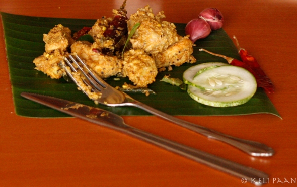 Chicken Thoran..