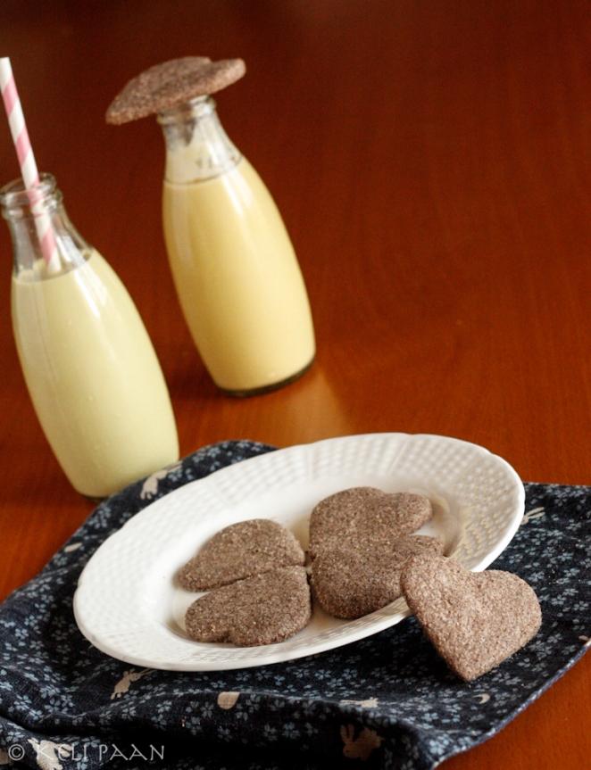 Raagi biscuits...