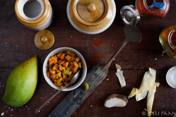 Ambuli/Raw Mango Pachhodi...