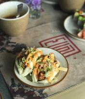 The Misu Bao (Tofu)..